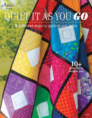 Quilt It As You Go (BOK)