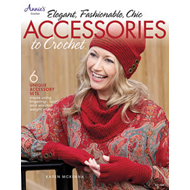 Elegant, Fashionable, Chic Accessories to Crochet (BOK)