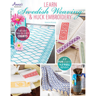 Learn Swedish Weaving & Huck Embroidery (BOK)