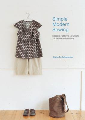Simple Modern Sewing (BOK)