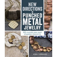 New Directions In Punched Metal Jewelry (BOK)