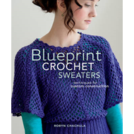 Blueprint Crochet Sweaters (BOK)