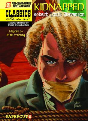 Classics Illustrated: No. 16: Kidnapped (BOK)