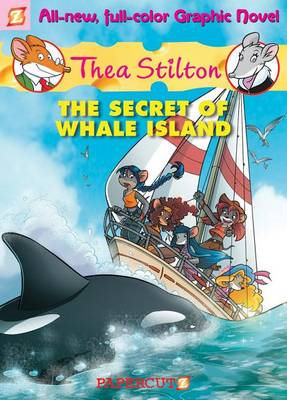 The Secret of Whale Island: No.1 (BOK)