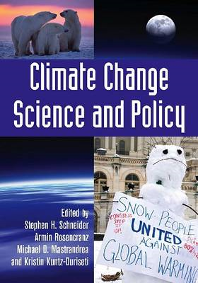Climate Change Science and Policy (BOK)