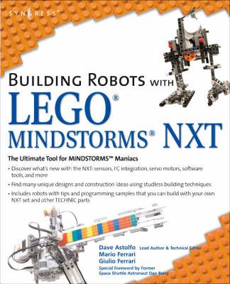 Building Robots with LEGO Mindstorms NXT (BOK)