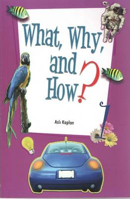 What, Why, and How 1 (BOK)