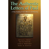 The Authentic Letters of Paul: A New Reading of Paul's Rhetoric and Meaning (BOK)
