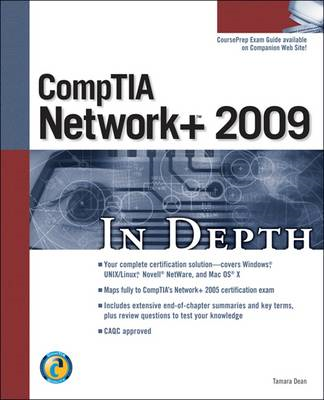 Comptia Network+ 2009 in Depth (BOK)