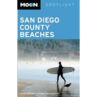Moon Spotlight San Diego County Beaches (BOK)