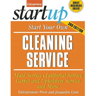 Start Your Own Cleaning Service (BOK)