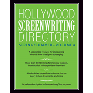 Hollywood Screenwriting Directory Spring/Summer (BOK)