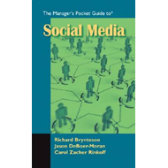 The Manager's Pocket Guide to Social Media (BOK)