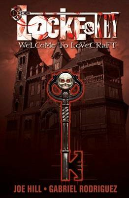 Locke & Key, Vol. 1 Welcome To Lovecraft (BOK)