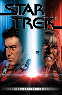 Star Trek: Motion Picture Trilogy (BOK)