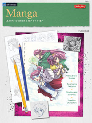 Drawing: Manga: Learn to Draw (BOK)