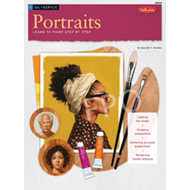 Oil Portraits: Learn to Paint Step by Step (BOK)