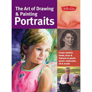 Art of Drawing & Painting Portraits (BOK)