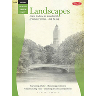 Drawing: Landscapes: Learn to Draw an Assortment of Outdoor Scenes-step by Step (BOK)