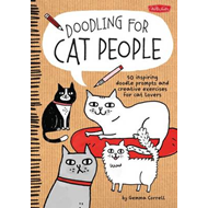 Doodling for Cat People (BOK)