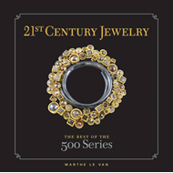 21st-century Jewelry: The Best of the 500 Series (BOK)