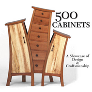 500 Cabinets: A Showcase of Design & Craftsmanship (BOK)