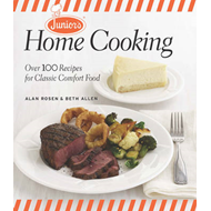 Junior's Home Cooking: Over 100 Recipes for Classic Comfort Food (BOK)