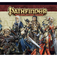 Pathfinder Roleplaying Game: GM's Screen (BOK)