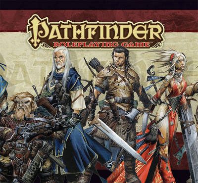 Pathfinder Roleplaying Game (BOK)