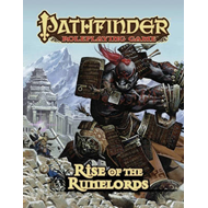 Pathfinder Adventure Path: Rise of the Runelords Anniversary (BOK)