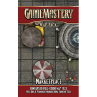 Gamemastery Map Pack: Marketplace (BOK)