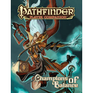 Pathfinder Player Companion: Champions of Balance (BOK)