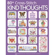 80+ Cross-stitch Kind Thoughts (BOK)