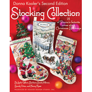 Donna Kooler's Stocking Collection (BOK)
