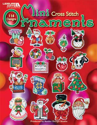 Mini Cross Stitch Ornaments (BOK)