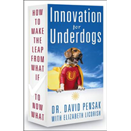 Innovation for Underdogs: How to Make the Leap from What If to Now What (BOK)