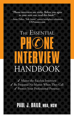 Essential Phone Interview Handbook (BOK)