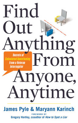 Find Out Anything From Anyone, Anytime (BOK)