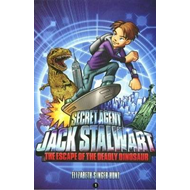 Secret Agent Jack Stalwart: Book 1: the Escape of the Deadly Dinosaur: USA : (BOK)