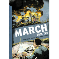 March Book Two (BOK)