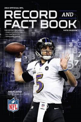 NFL Record and Fact Book 2013 (BOK)