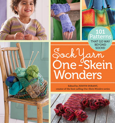 Sock Yarn One-Skein Wonders (BOK)