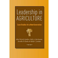 Leadership in Agriculture: A Writer's Life in Letters, Or, Reflections in a Bloodshot Eye (BOK)