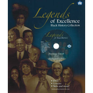 Legends of Excellence Black History Collection (BOK)