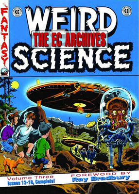 EC Archives Weird Science: v. 3 (BOK)