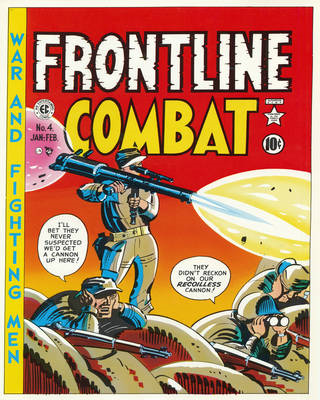The EC Archives: Frontline Combat (BOK)