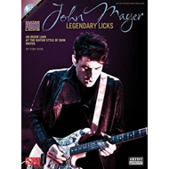 John Mayer: Legendary Licks (BOK)
