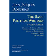 Rousseau: The Basic Political Writings (BOK)