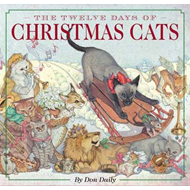 Twelve Days of Christmas Cats (BOK)