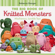 The Big Book of Knitted Monsters: Mischievous, Lovable Toys (BOK)